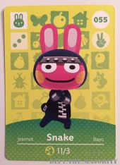 snakecard