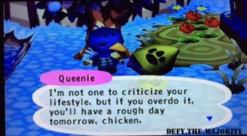 queenierude2
