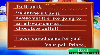 Valentines Day Across the Animal Crossing Universe  Walk Away