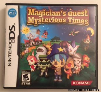 magiciansquest