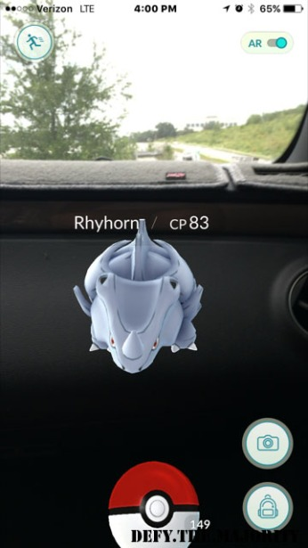 catchrhyhorn