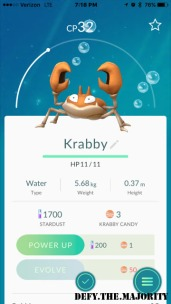 krabbypokedex