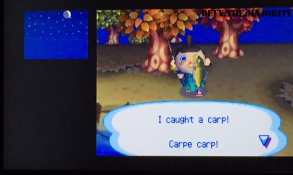 caughtacarp