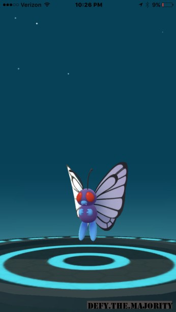 evolvebutterfree