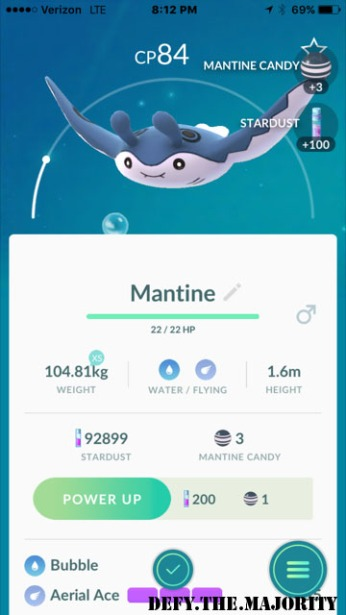mantinepokedex