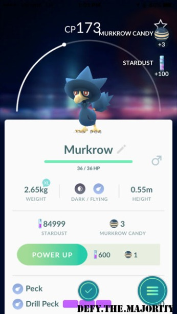 murkrowpokedex