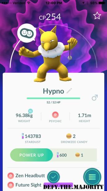 hypnopokedex