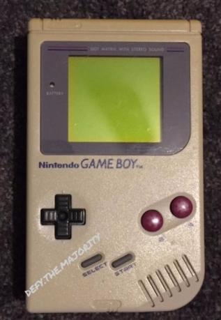My Game Boy